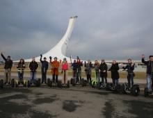 Олимпийская экскурсия и кулинарный тимбилдинг